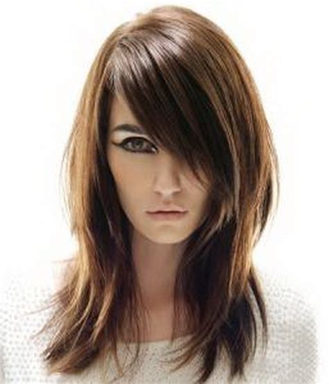 Hairstyles For With Fringe by Side Fringe Hairstyles For Hair