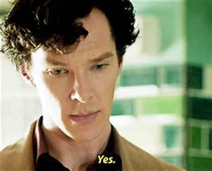 All the Sherlock Gifs, SH Tags: yes/nodding/302/sherlock ...