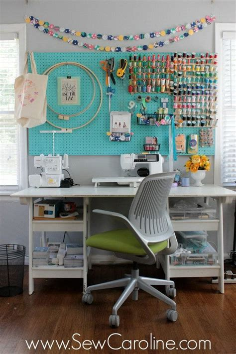 sewing room storage organization ideas sewing room