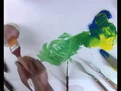 choisir ses pinceaux et spatules pour peindre sur toile
