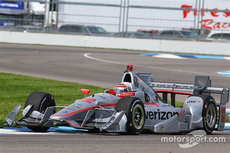 Will Power Tops First Practice For Grand Prix Of Indianapolis