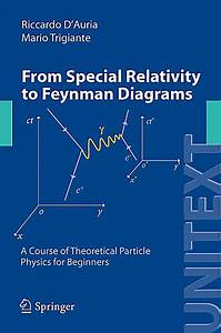 From Special Relativity To Feynman Diagrams A Course In Theoretical Particle Physics For Beginners Unitext For Physics