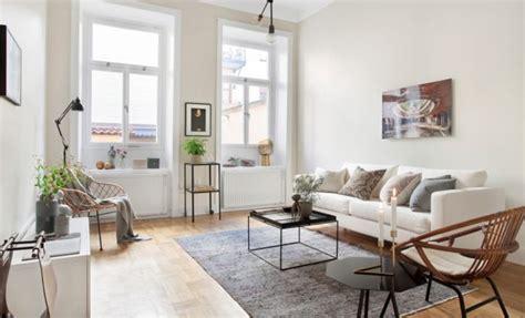 Scandinavian Home Decor by Creative Scandinavian Home Interior Combined With Plants Decor