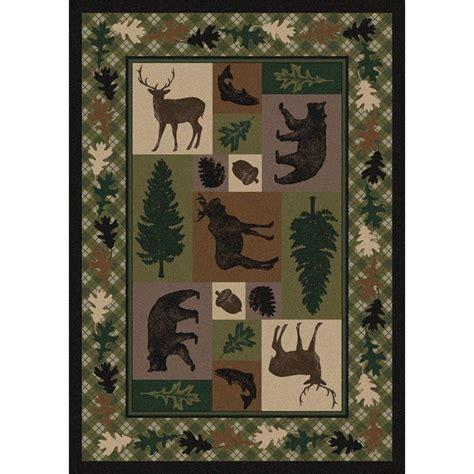 wildlife area rugs wildlife retreat area rugs