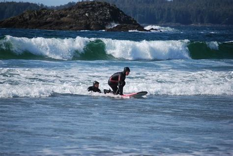 year   time surfing picture  tofino surf