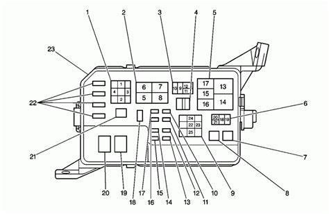 1998 Chevy Prizm Fuse Box by 1993 Mercury Villager Wiring Diagram Imageresizertool