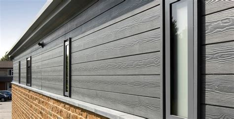 eternit cedral click marley eternit s cedral click wall cladding system helped a self builder achieve an