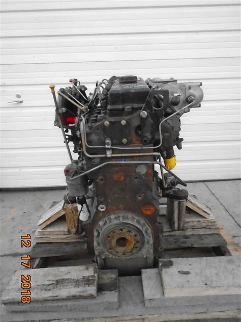 engine perkins  engine complete runner esn