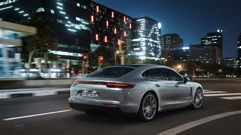 porsche panamera new porsche panamera turbo s e hybrid is a 671hp phev that
