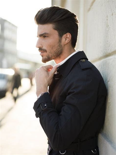 Mariano Di Vaio's Hairstyle