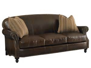 solitude leather sofa by bradington young 656