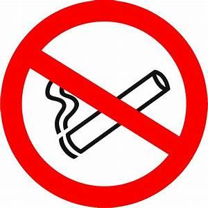 Panneau Interdiction De Fumer : panneau pvc rond s curit du travail interdiction de fumer ~ Melissatoandfro.com Idées de Décoration