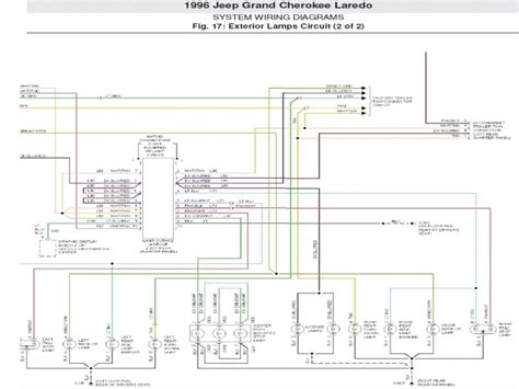 1996 Jeep Wiring by 96 Jeep Grand Radio Wiring Diagram Wiring Forums