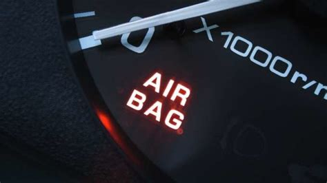 airbag light stays on troubleshooting an airbag warning light carsdirect