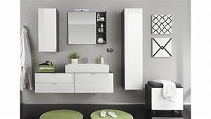 Badezimmer Set Grau : badezimmer set beach wei hochglanz grau mit waschbecken ~ Indierocktalk.com Haus und Dekorationen
