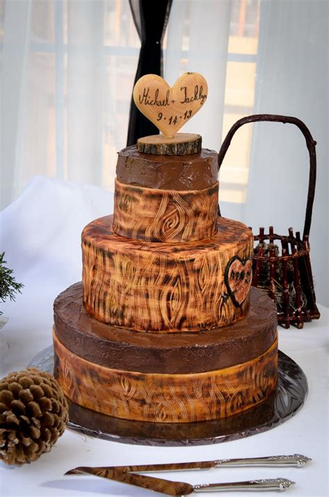 beyoutiful beginningsfall  love wedding series cakes