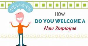 How to Welcome a New Employee: 18 Best Ways - WiseStep