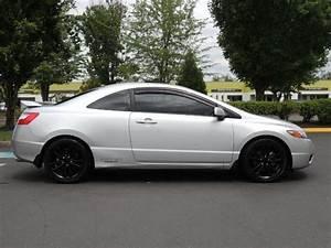 2008 Honda Civic Si Coupe    6  Rear Wing