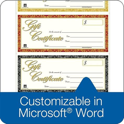 certificate of gift templates template word template gift certificate