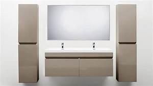 meubles salle de bain design avec lavabo salle de bain With awesome meuble sous lavabo avec colonne 13 vasques salle de bains