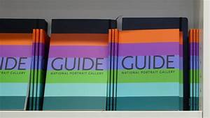 National Portrait Gallery Guide And Map