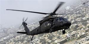 The Army's New Black Hawk Helicopter Deal Has One Big Problem
