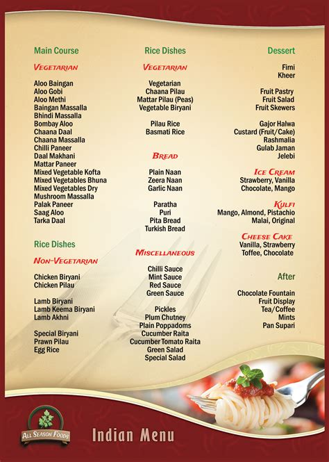 indian cuisine menu south indian food menu list foodfash co