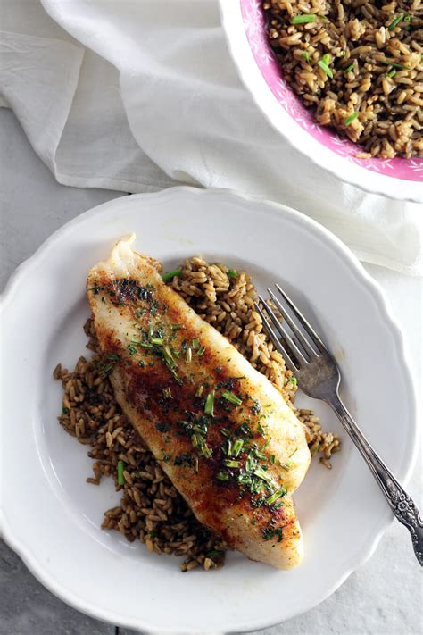 Serve with tartar sauce and hush puppies, along. Oven Baked Catfish in Less Than 30 Minutes | Buy This Cook ...