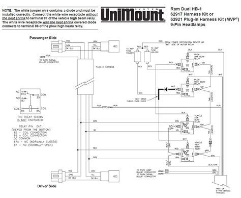 Plow Light Wiring Diagram by Wiring Diagram For Fisher Plow Lights Wiring Diagram
