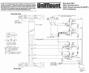 Western Suburbanite Plow Wiring Diagram