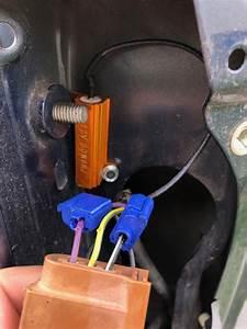 Installing Resistors For Led Turn Signals