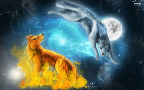 Anime Wolf Wallpaper - 56 best free anime wolf wallpapers wallpaperaccess