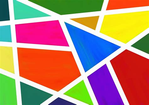 Abstract Geometric Shapes Pattern by Abstract Geometric Pattern 183 Free Image On Pixabay