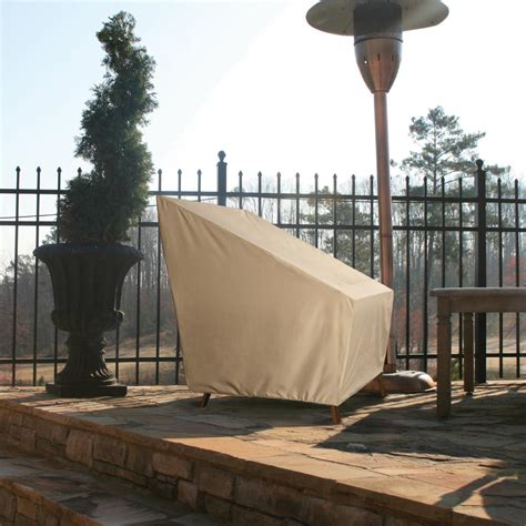 patio armor ripstop highback patio chair cover sf46610