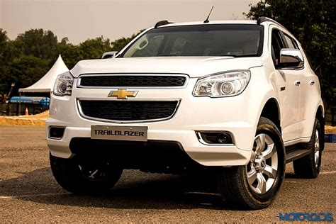 Review Chevrolet Trailblazer by Chevrolet Trailblazer Drive Review Motoroids