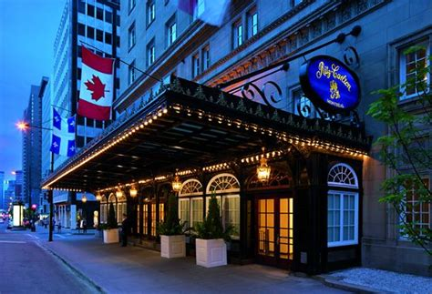 Luxury Hotels In Canada  The Ritzcarlton