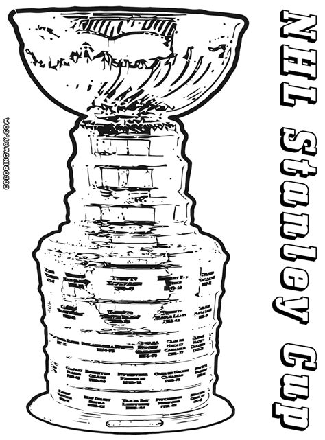 winner cup coloring pages coloring pages