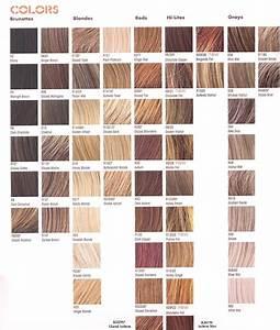 Strawberry Blonde Hair Color Chart | harvardsol.com