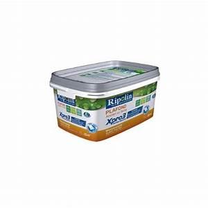peinture acrylique plafond monocouche special tache With peinture pour plafond tache