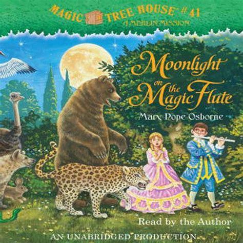 Moonlight On The Magic Flute Magic Tree House, Book 41