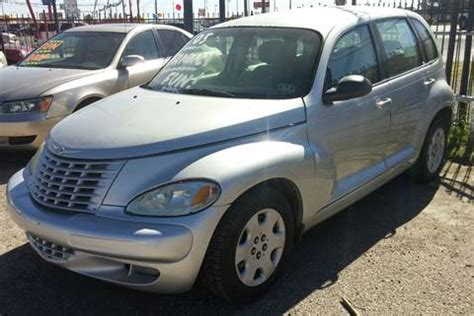 Chrysler El Paso Tx by Chrysler Pt Cruiser For Sale In El Paso Tx Carsforsale 174