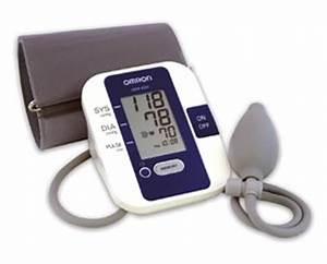 Omron Manual Blood Pressure Monitor