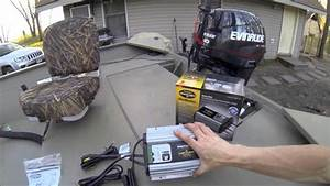 How To Install An Onboard Charger On Your Boat