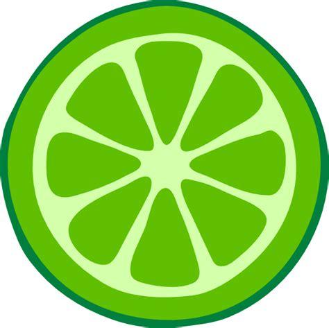 lime slice silhouette lime slice clip art at clker com vector clip art online