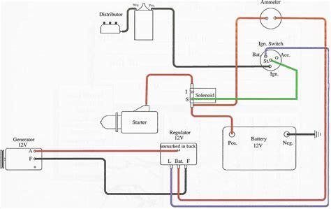 delco remy starter wiring diagram get free image about wiring diagram 12 Volt Alternator Wiring