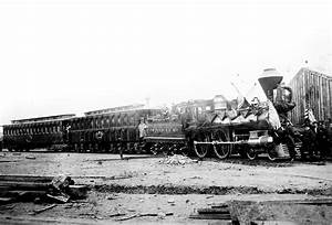 ABRAHAM LINCOLN'S GHOST TRAIN