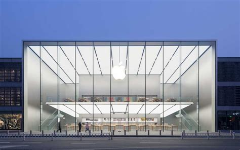 Apple's New West Lake Store In China Is Simply Stunning