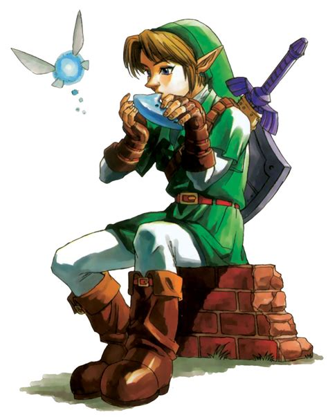 Legend Of Zelda Ocarina Of Time Confessions Of A Gamer