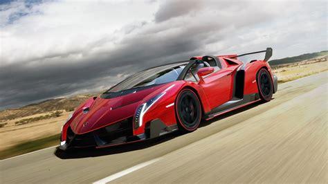 2014 Lamborghini Veneno Roadster Wallpaper