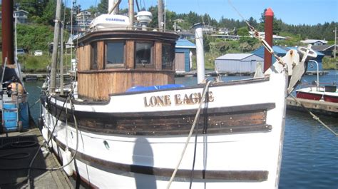 Commercial Fishing Boats For Sale In Oregon by 1928 Ender Troller Fishing Vessel Fishing Boat